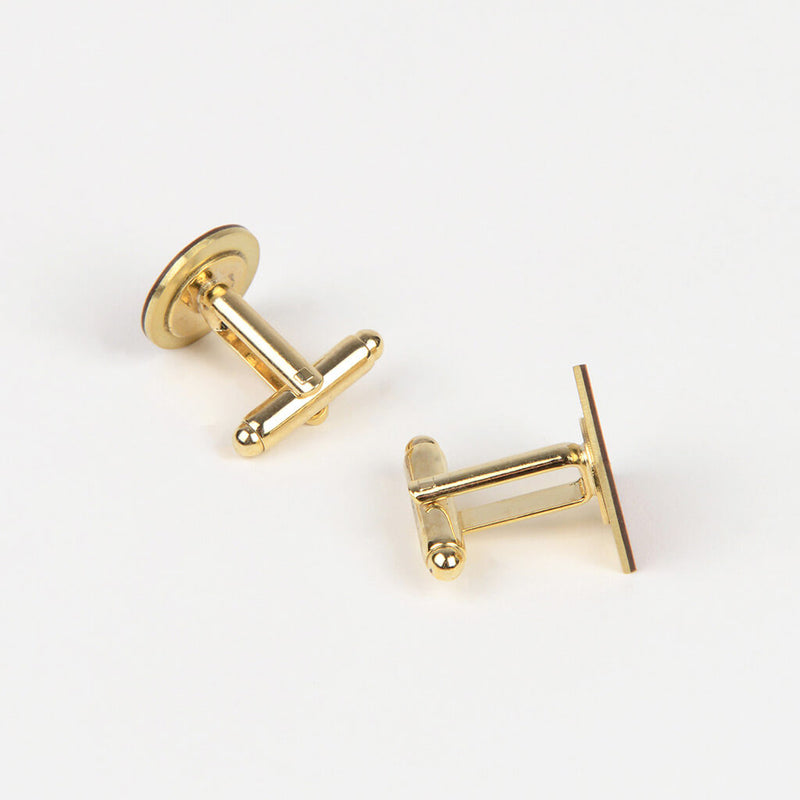 Tom Pigeon Green Mix and Match Cufflinks