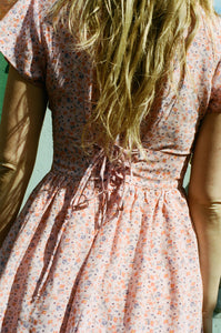 Ditzy - Button Dress