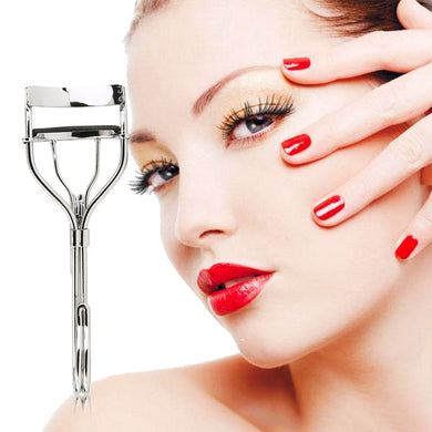 Professional Eyelash Curler for Natural Looking Lashes - Stainless Steel