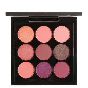 Luminous, Matte and Shimmer Eye Shadow Palette