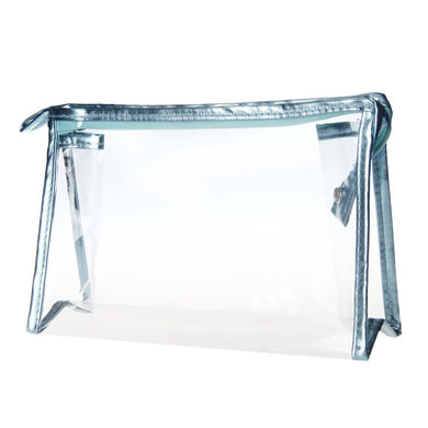 Transparent Makeup Cosmetics Bag with Zip