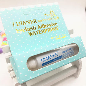 Waterproof Eyelash Glue for Fake Eyelashes