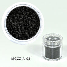 Colourful Micro Beads for Nails 0.6mm - 0.8mm