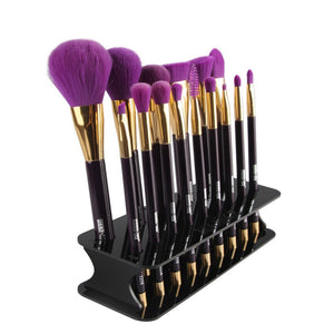 Makeup Brush Holder Stand with 12/15 Holes