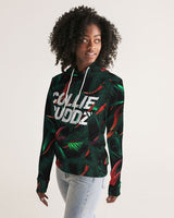 Brighter Days Collection All Over Print Women's Hoodie