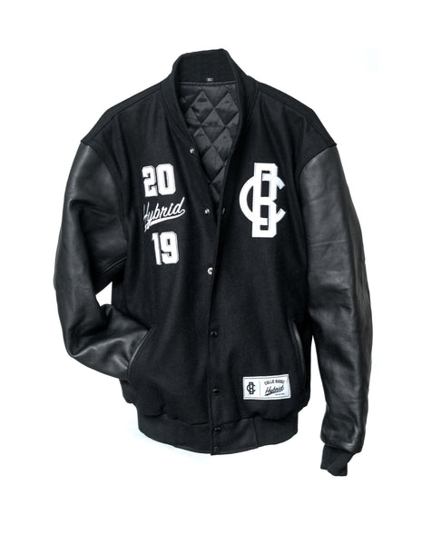 Hybrid Collection Varsity Jacket