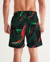 Brighter Days Collection All Over Print Men's Swim Trunk