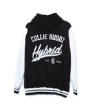 Hybrid Collection Varsity Hooded Jacket