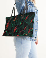 Brighter Days Collection All Over Print Stylish Tote Bag