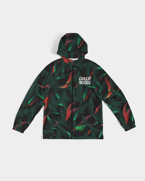 Brighter Days Collection All Over Print  Men's Windbreaker
