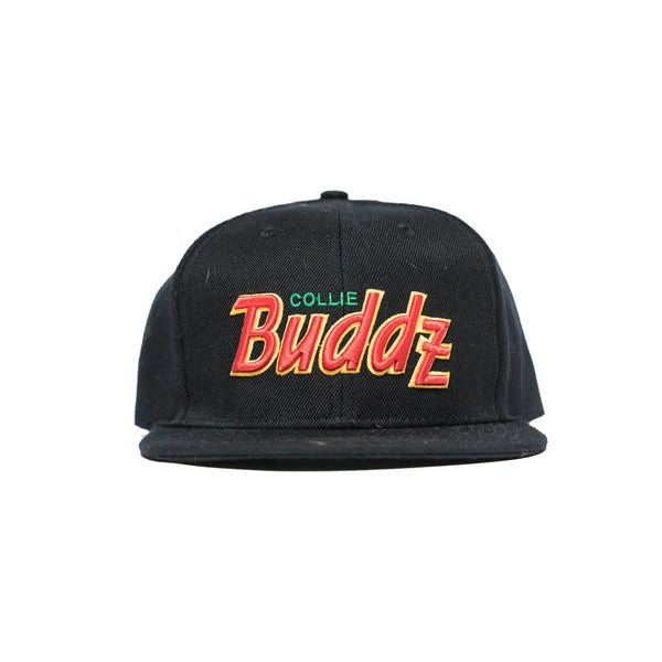 Red/Green/Black Buddz Hat