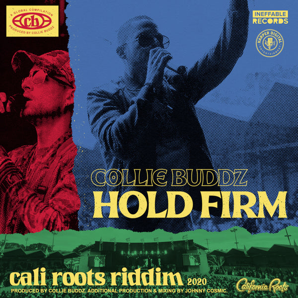 Hold Firm - Cali Roots Riddim (Digital Download)