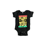Collie Buddz - Blind To You Baby Onesie