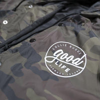 Collie Buddz - Good Life Camo Coach's Jacket