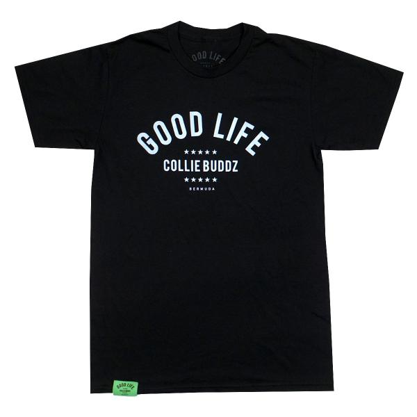 Mens Good Life T-shirt Black