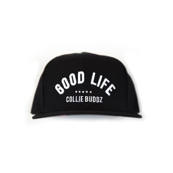 Good Life Stamp hat