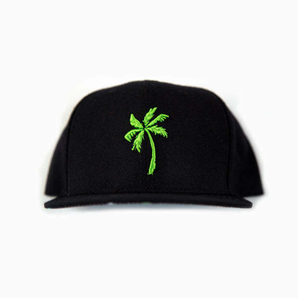 Collie Buddz - Good Life Palm Tree Hat Green