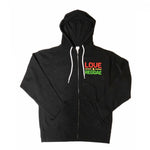 Collie Buddz - Love & Reggae Full-Zip Hoodie