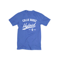 Collie Buddz - Hybrid Collection Varsity Blue T-Shirt
