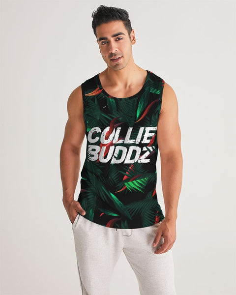 Brighter Days Collection All Over Print Men's Sports Tank