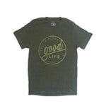 Collie Buddz - Good Life Bermuda T-Shirt Green