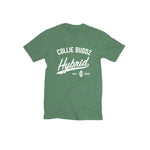 Hybrid Collection Heather Green Men's T-Shirt