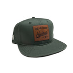 Collie Buddz - Hybrid Collection Green Snapback