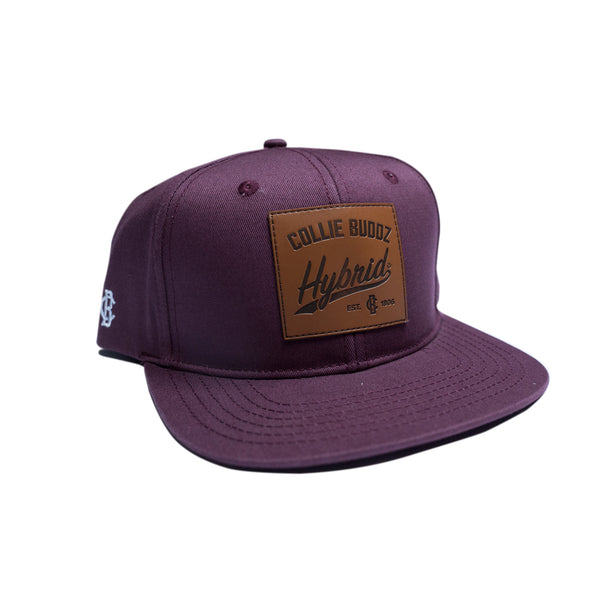 Collie Buddz - Hybrid Collection Maroon Snapback