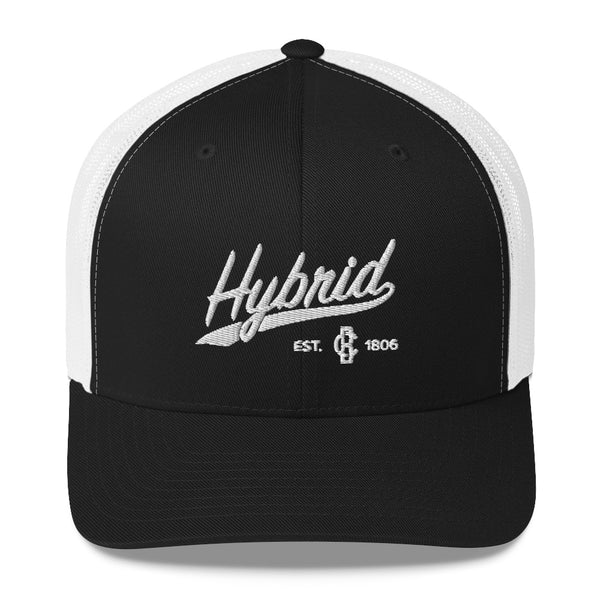 Hybrid Collection Mesh Snapback