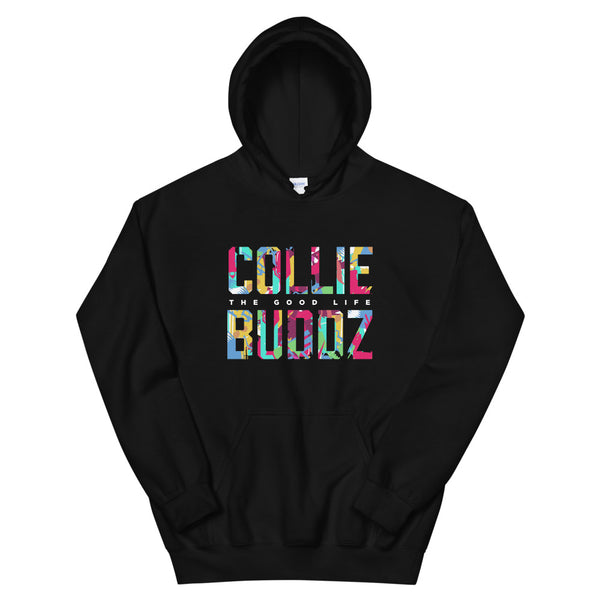 Multi Color Good Life Hoodie