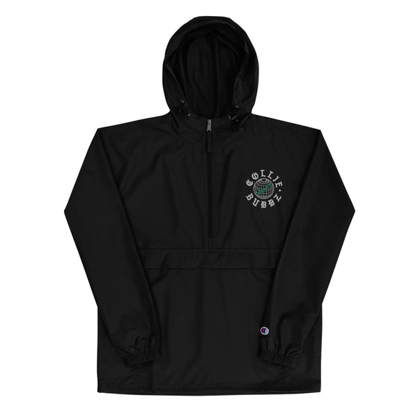 CB Worldwide Embroidered Champion Packable Jacket