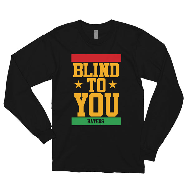 Blind To You Long-sleeve Tee