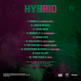 Hybrid Album (Physical CD)