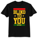Collie Buddz - Black Blind To You Haters T-Shirt