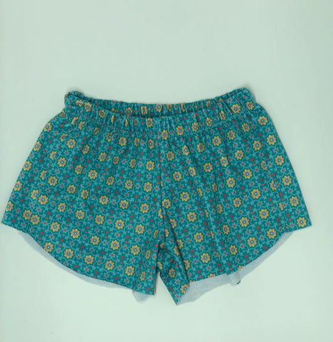 Retro Holiday Shorts
