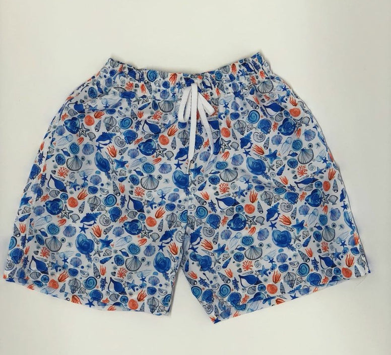 Underwater Aura Resort Shorts