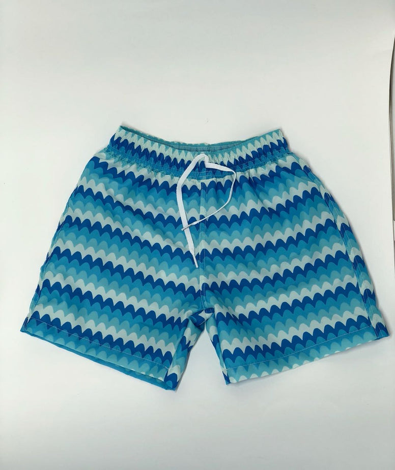 Blue Waves Resort Shorts