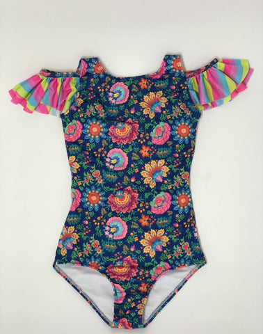 Spring Blossom Cuba Swimsuit