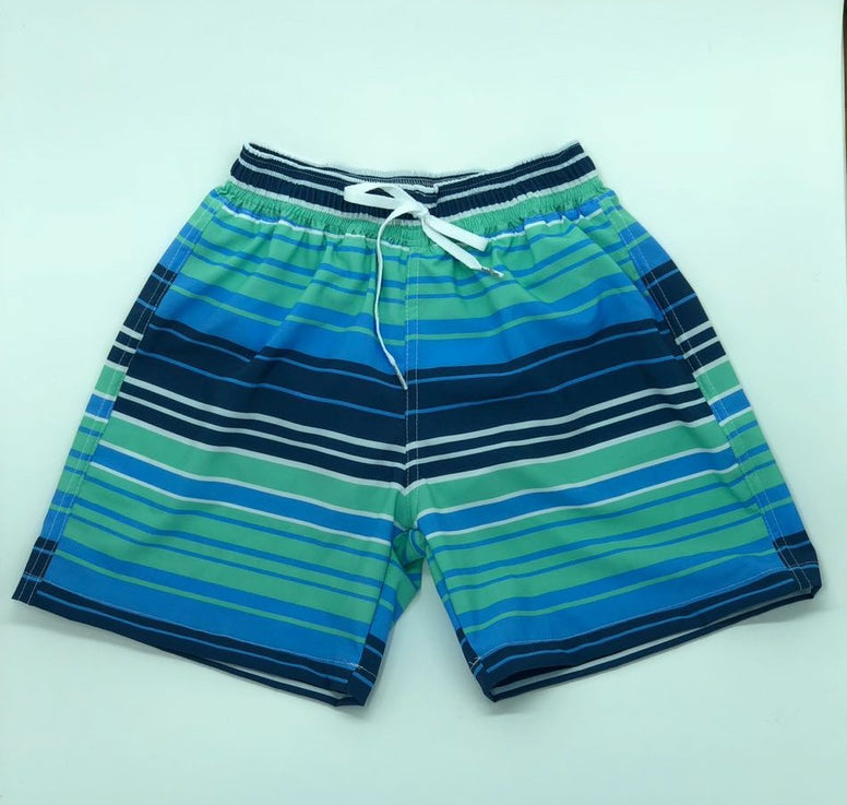 Positano Stripes Resort Shorts