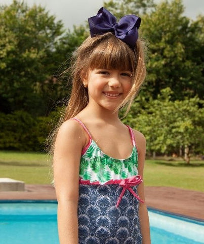 Garden Hit Baby Swimsuit