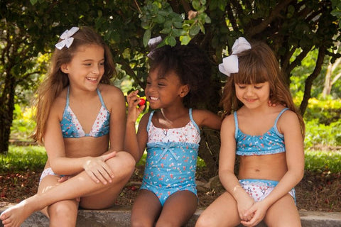 Acquarius Baby Swimsuit