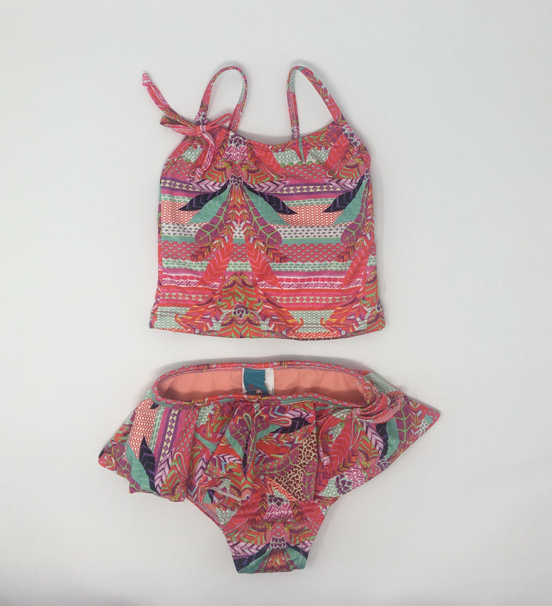 Pink Party Baby Bikini