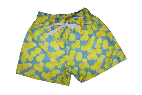 Swim Shorts Lemon