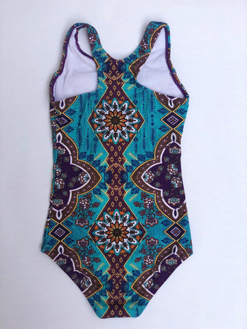 Purple Indian Swimsuit