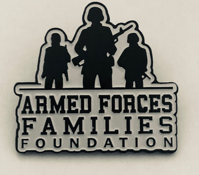 Armed Forces Family Foundation Pin