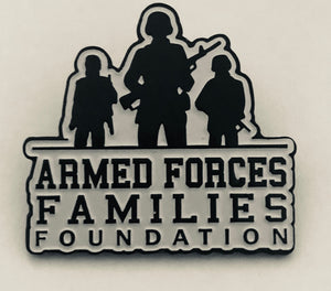 Armed Forces Foundation >> Armed Forces Family Foundation Pin
