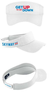 Skyway 10K In Training Visor