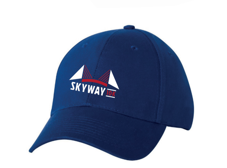 Skyway 10k Bayside Unstructured Cap