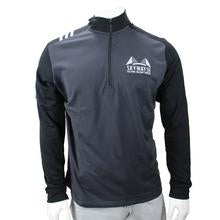 Adidas Men's 3-stripe ¼ zip