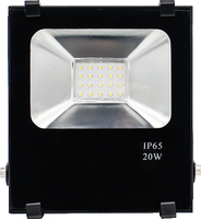 PROJETOR LED KING KONG 20W 6400K IP65 230V AC